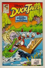 DuckTales #8 - January 1991 Disney - TV show - Junior Woodchucks - VFn+ (8.5)