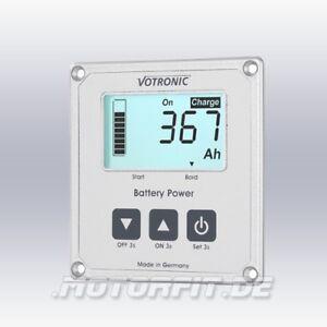 Votronic LCD-Batterie-Computer 200 S 200S S200 mit Smart Shunt