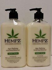 2 of Hempz Lotion Herbal Body moisturizer - Age Defying - 17 fl. oz