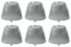Siemans click sleeve closed and vented domes for signia/rexton/sieman aids