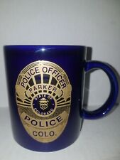 Colorado Police Mug First Responder