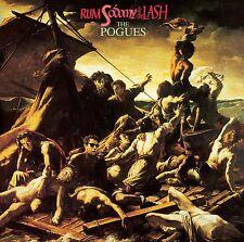POGUES-RUM Sodomia & THE LASH COLORE ROSSO 180 G VINILE LP in Stock Nuovi/Sigillati