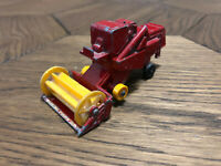 Matchbox Lesney Claas Combine Harvester No 65 Diecast Scale