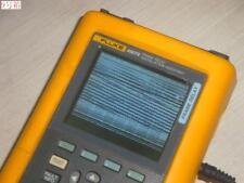 Lcd Display Abnormal Fluke 660te Frame Relay Installation Assistant Tester