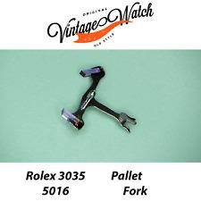 NEW Rolex 3035 5016 Pallet fork Ancoretta 3055 3075 3085