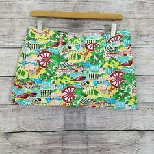 Dolce & Gabbana Beachwear Mini Skirt