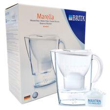 BRITA Wasserfilter Marella Cool (2.4L) weiß inkl. 1 MAXTRA Filterkartusche
