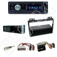 Caliber RMD021 Autoradio + Ford Fiesta JH1,JD3, Fusion JU2 black + ISO Adapter