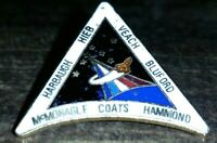 STS 39 Space Shuttle NASA Collectible Lapel Hat Pin