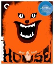 House Criterion Collection Region 1 Blu-ray