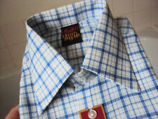 Polycotton 1970s Vintage Casual Shirts & Tops for Men