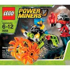 Lego Power Miners Stone Chopper 8956 Duke Meltrox Red