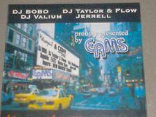 DJ BOBO / DJ TAYLOR & FLOW / DJ VALIUM / JERRELL - Proudly presented by EAMS