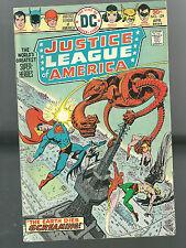 Justice League of America 129 VF/NM comic JLA Bronze Age 1970's