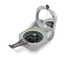 Brunton GEO Pocket Transit Pro Compass 0-360 Degree, F-5010, Leather Case