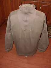 U.S MILITARY ISSUE POLYPROPYLENE EXTREME COLD WEATHER SHIRT XXX LARGE U.S.A MADE