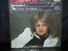 BONNIE TYLER HERE AM I - GERMAN 7' 45 VINYL RECORD P/S