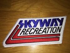 SKYWAY RECREATION BICYCLE BIKER BMX PATCH