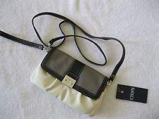 "Chaps ""Marisa Wristlet"" Crossbody Wristlet Purse Multi-Color Block NWT MSP $39"