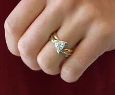 Judith Conway- 18kt. & Plat. Engagement Ring Remount