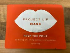 Project Lip Prep the Pout Mask Hydrating Smoothing Collagen Infused 2g