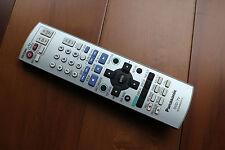 100% Original PANASONIC DVD TV Remote Control N2QAKB000055, no cover