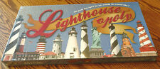 LIGHTHOUSE OPOLY Late For The Sky Board Game NEW FACTORY SEALED!!!