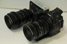 Cinematics sigma 18-35 canon ef & 50-100 canon ef set for bmpcc raven f55 c300