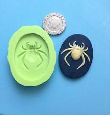 Spider  Cameo silicone mould - cake decorating, sugarcraft