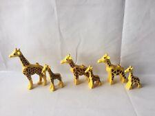 LEGO Duplo Zoo Tier - große und kleine Giraffe - versch. Flecken usw- zur Wahl !