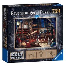 EXIT PUZZLE - DIE STERNWARTE / OBSERVATORY- Ravensburger Puzzle 19950 - 759 Pcs.