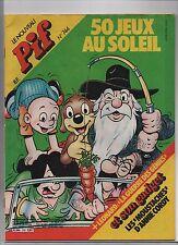 PIF GADGET n°744 - Juillet 1983 - Etat neuf sans le gadget.