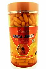 100% Natural Royal Jelly 365 1500mg year Supplement  by Ausway Made in Australia