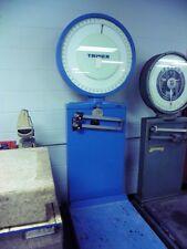 Triner Model 11417 Dial Type Industrial Scale 400 lbs capacity