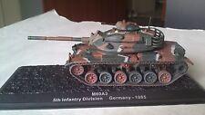 1/72 M60A3 GERMANY 1985 DEAGOSTINI ALTAYA