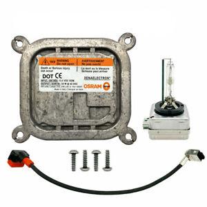 OEM For Lincoln Navigator MKZ Xenon Ballast & D3S Bulb Kit Computer Control Unit