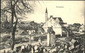 32202041 Schaulen Ruine Litauen
