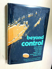 Robert SILVERBERG -- Beyond Control -- 1972 SIGNED 1st Edition -- Philip K Dick