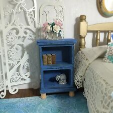 BARBIE,adult collector,diorama,book stand,night stand,barbie furniture,handmade,