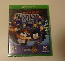 South Park: The Fractured but Whole (Xbox One) + The Stick of Truth (New Sealed)