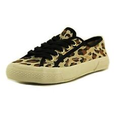 Women's Multi-Colored Canvas Athletic Shoes