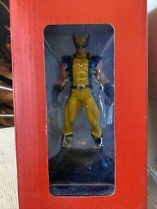 Eaglemoss Marvel Fact Files Wolverine Special Edition Figurine