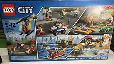 LEGO City Super Pack 66559 Target Exclusive 5pk (18 Minifigures) SEALED - NEW