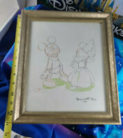 Disney Brave Little Tailor 1938 Frame Intercontinental Art