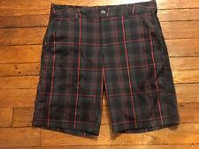 Fila Sport  Size 36 Lightweight Flat Front Casual Golf Shorts.