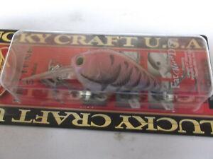 Discontinued Lucky Craft Fat Mini D-5,Japan Craw