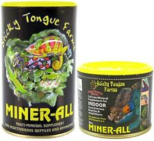 Miner-All Calcium & Mineral Supplement Indoor Formula For Reptiles & Amphibians