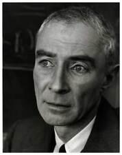 Dr. Robert Oppenheimer by Philippe Halsman