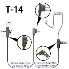 Surveillance Kit/Noise Kit Earphone Headset Earpiece for Motorola Portable Radio