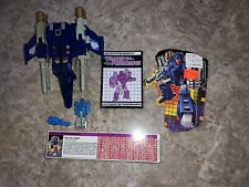 Triggerhappy Targetmaster 100% Complete 1987 G1 Transformers Action Figure
